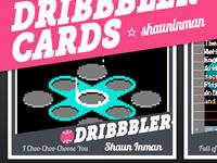 Dribbbler Card Version