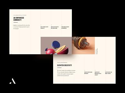 Avantform 02 web ux design ux ui design inspiration brand design web design ui