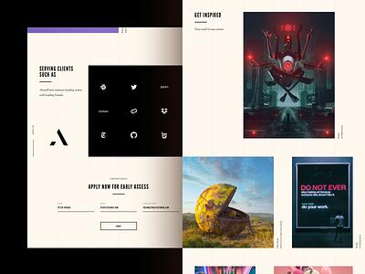 Avantform 04 web design web ux design ux ui design ui interaction inspiration design brand