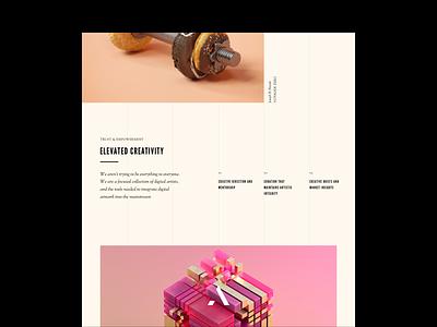 Avantform 05 web website web ux ui page minimal illustration design colors app
