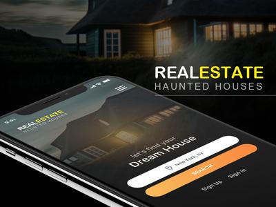 IPhone X Real Estate Design