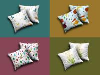 Pillows Mixed