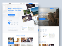 Snappr Landing page