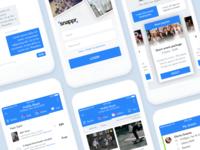 Snappr iOS Design