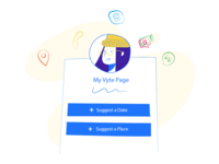 Vyte Page New Illustration
