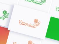 Logotype proposal - Calendula
