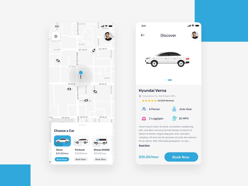 Best Car Sharing App car share nyc car sharing los angeles car rental taxiapp ridesharing carpooling app rideshare car rental service car interface app development ux mobile ui mobile app cae rental app car sharing app car app