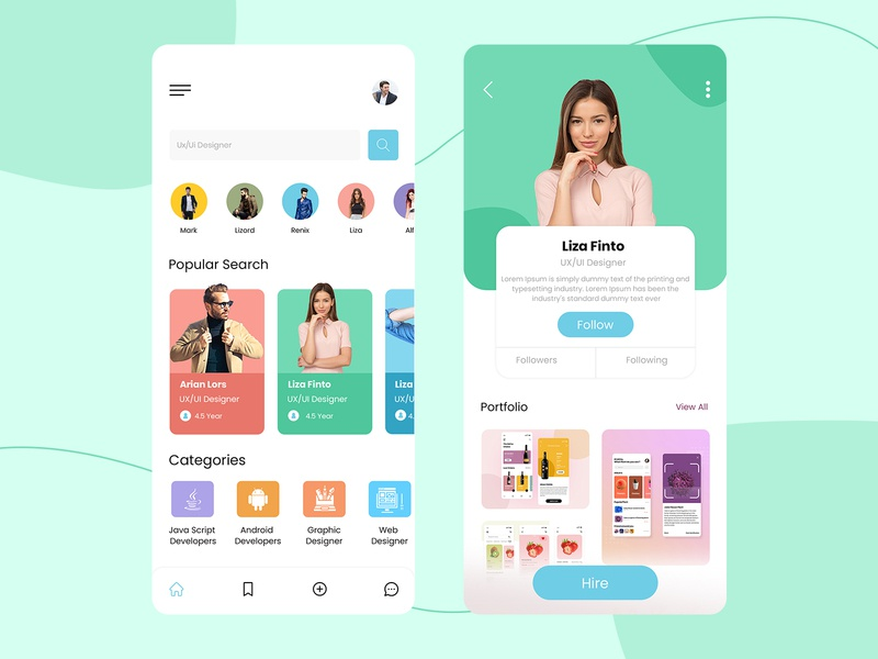 Best Designers App