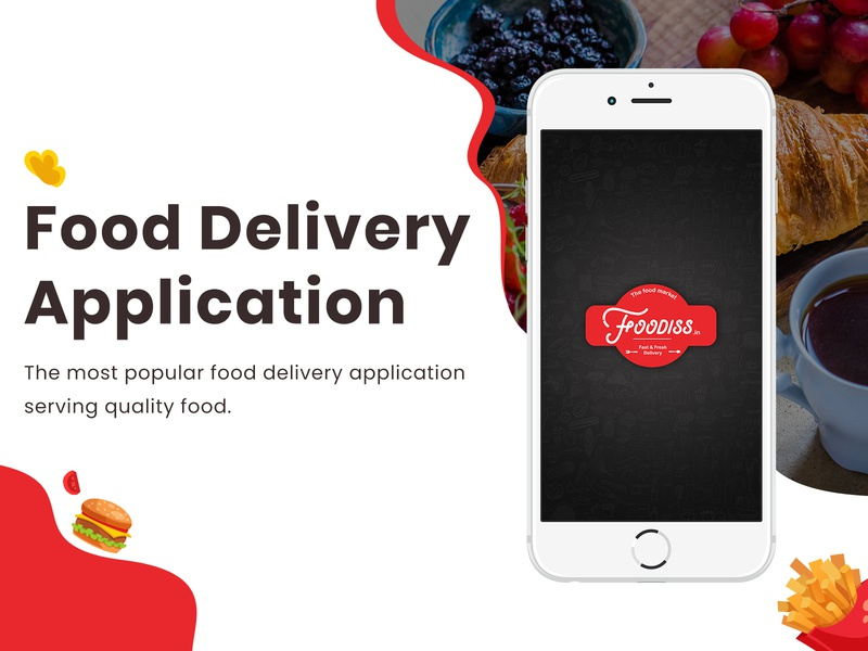 Create Your Own Food Delivery App food delivery app startup food apps food delivery application food app design mobile app app design app development food delivery food app ui food delivery app food app food