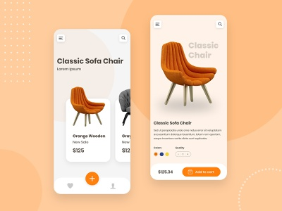 Top eCommerce App UI/UX Design in 2020 ux design ux  ui ui ecommerce business online store online shopping ecommerce app ecommerce design mobile app design uiux app development mobile app