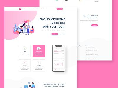 Best SAAS Landing Pages in 2020 design webdevelopment webdesign ux ui ui design uiux saas design saas website