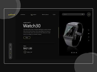 Best Dark Website Design in 2021 web design webdesign ui  ux uidesign uiux websites website builder website concept website design website