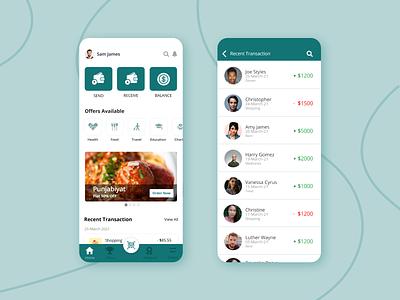 Best Online Payment App UI Design mobile app uiux ui design app design payment methods online payment payment method payment app payment