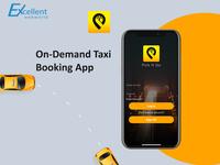 On Demand Taxi Booking App Development