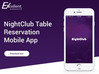 Nightclub Table Reservation Mobile App