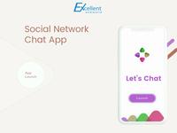 Social Network Chat App