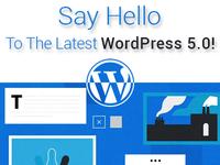 Upgrade Your Existing Wordpress Website With Wordpress 5.0