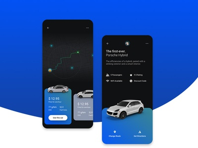 Best Rental Car App