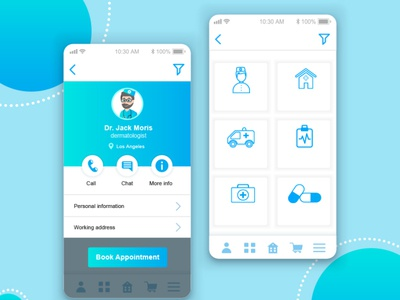 Design and Development of Online Doctor Appointment App