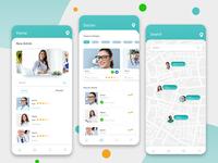 Top Doctor Mobile App Design & Development