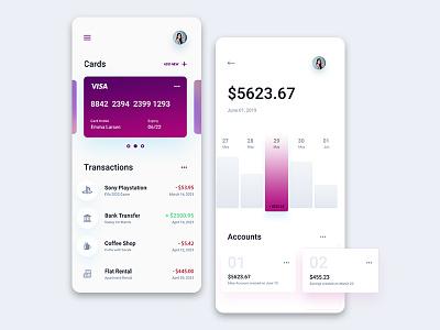 Fintech Mobile App for Startups fintech financial app ui design interface mobile ui mobile design mobile app startups finance ui ux design ui ux fintech mobile finance app banking app bank app
