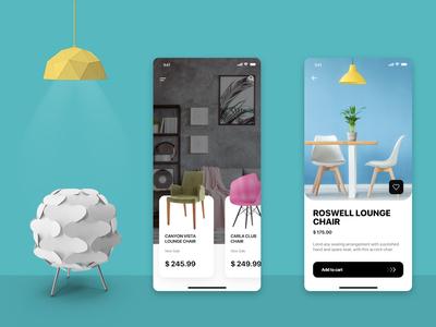 Furniture Store Design App