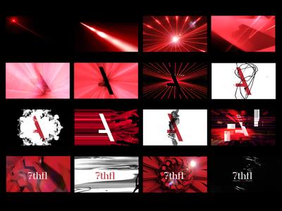 Anomaly Storyboard artdirection direction art storyboards design motiongraphics storyboard