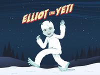 Elliot The Yeti