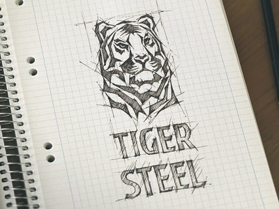 Tiger Steel Logo