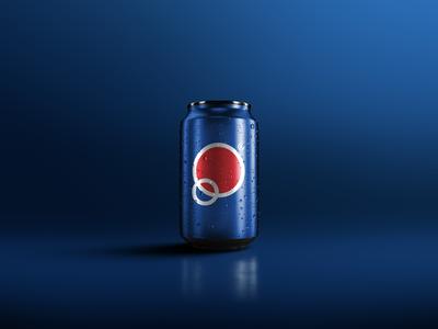 Pepsi Logo Identity Branding Concept