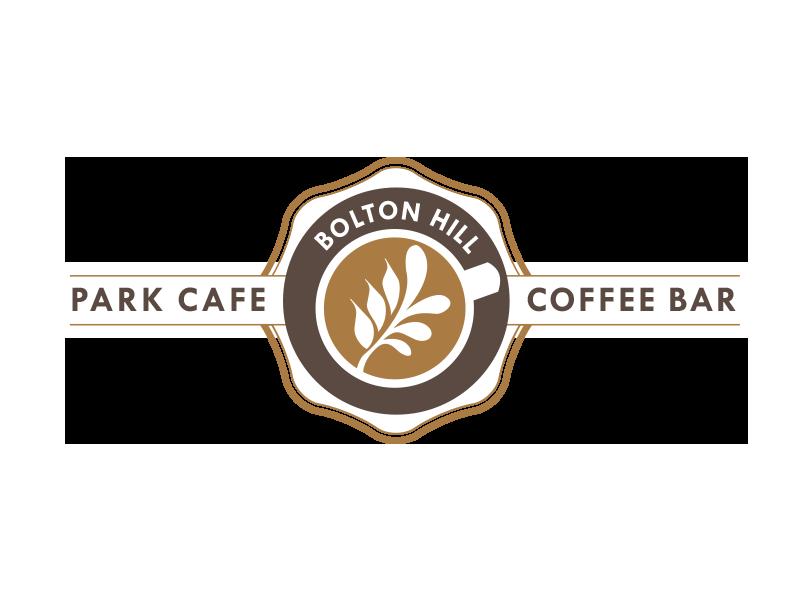 Park Cafe Study / Exploration identity cafe coffee logo