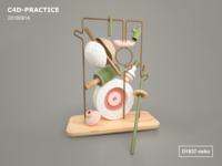C4D Practice