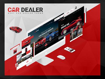 The Best Car Dealer Automotive Responsive WordPress Theme repair inventory management inventory dealer theme clean car website car listing car dealership car dealer car auto dealer