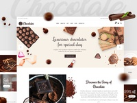 Chocolate E-commerce  WooCommerce Theme