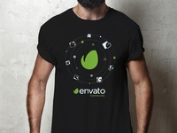 Envato Community 2019 T Shirt Design