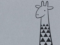triangles in a giraffe