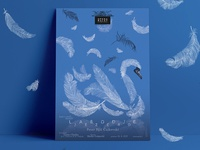 Swan lake - Poster design