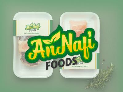 AnNafi Foods Logo Design