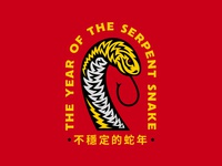 The Year of The Serpent Snake