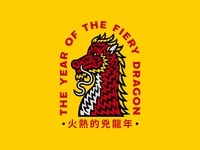 The Year of The Fiery Dragon