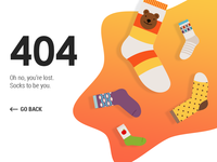 Daily(?) UI 008 – 404 Page