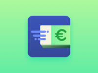 Icon for loan application