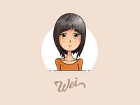 Kawaii Wei Wei