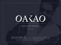 Oakao Fashion Brand Logo