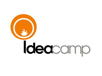 Idea Camp Davao branding identity event logo logo
