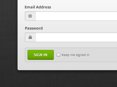 Playing with login form login user interface form