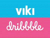 Viki loves Dribbble viki love dribbble debut