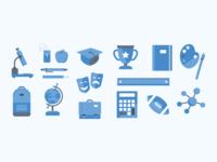 Academic Icons