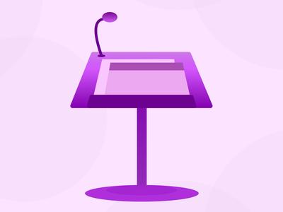 UI Challenge #4 - Keynote App Icon
