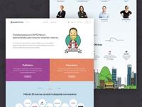 PontaMedia UX/UI Design